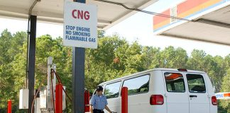 CNG Fueling NGV