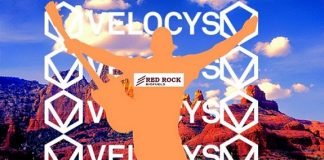 Velocys rocks with Red Rocks