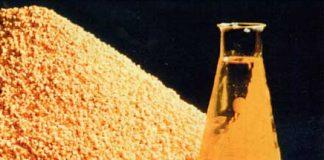 Uranium is usually traded as yellowcake, U3O8