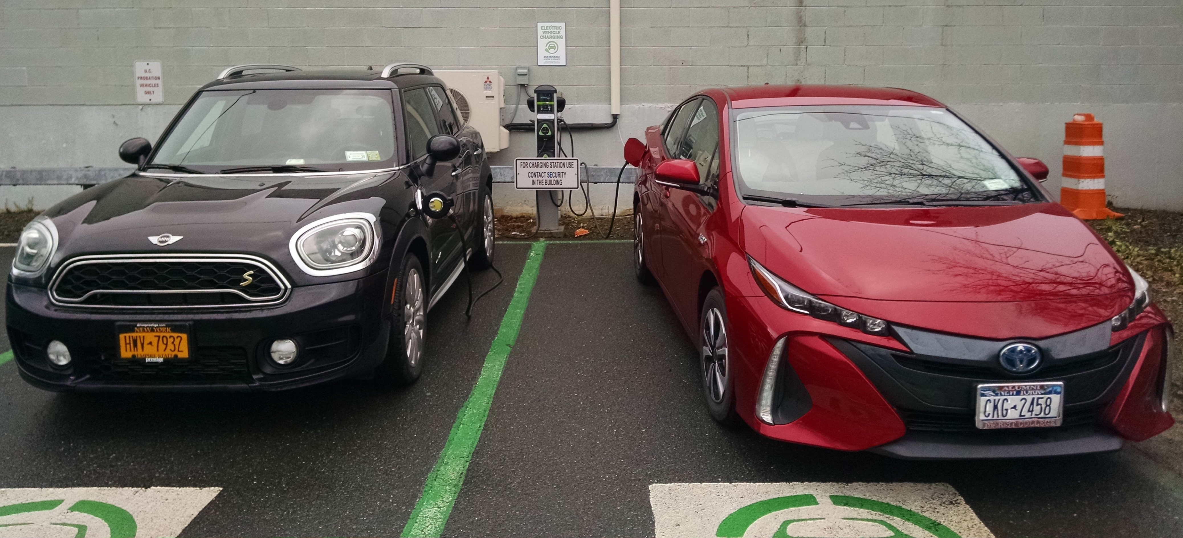 Charging EVs and PHEV