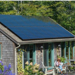 SunPower Equinox using IBC panels