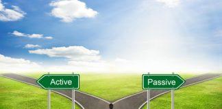 active vs passive investing