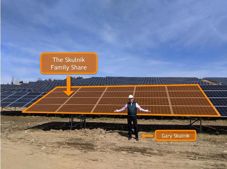 Community Solar Skulnik