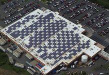 solar walmart PR