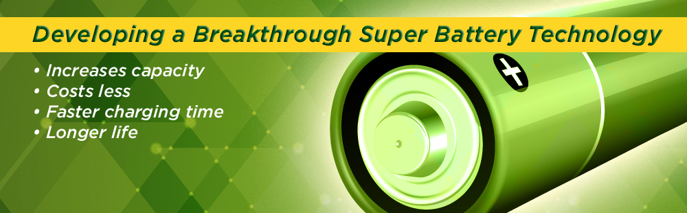 BioSolar battery