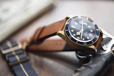 Tudor replica watch