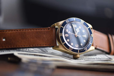 Tudor replica watch
