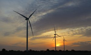 Fat top wind farm