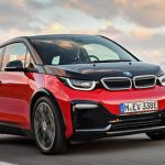 BMW i3 uses batteries with silicon in the anode