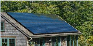 SunPower Equinox using IBC panels