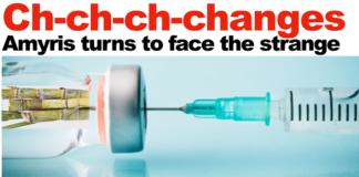 chchchchanges AMRS